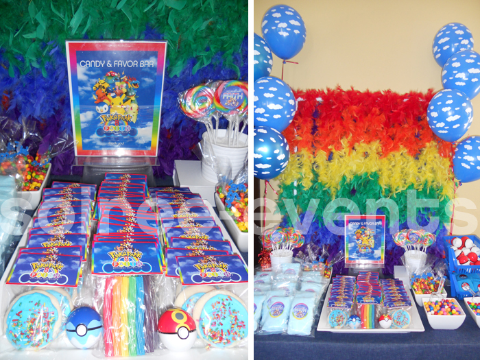 """""""Pokemon"""" inspired party for my Little Faith!"""