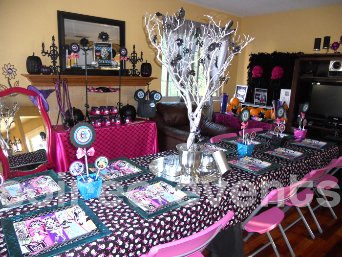 monster high halloween soire monster high party monster high and monsters