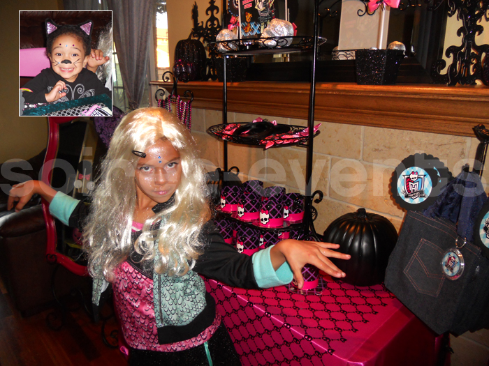 Halloween…One of my favorite holidays for parties!