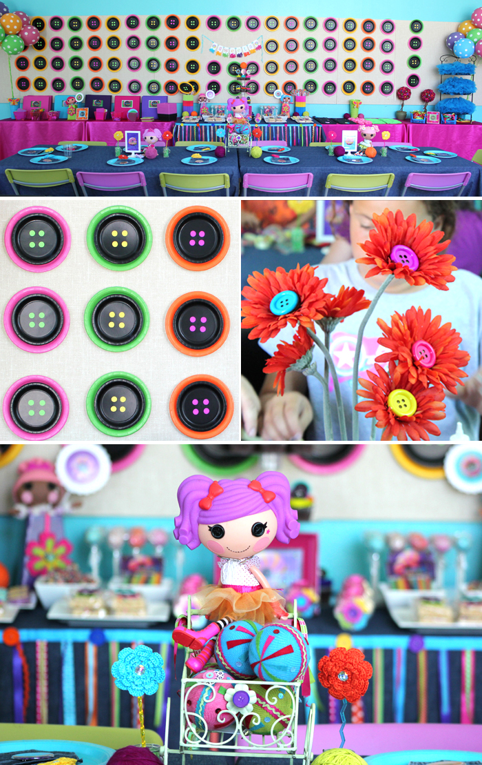 Lalaloopsy Party Decorations And Printables