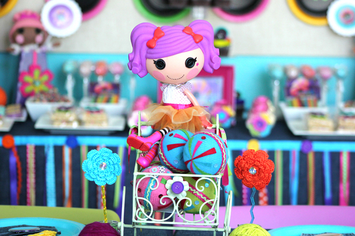 Lalaloopsy party decorations