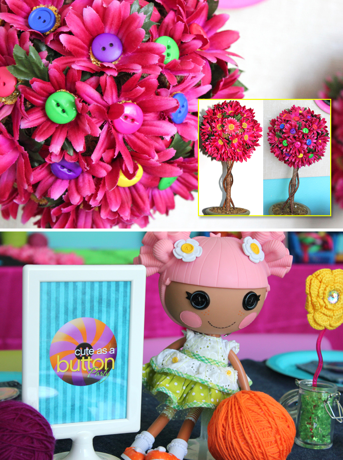 Lalaloopsy party decorations and Lalaloopsy printables