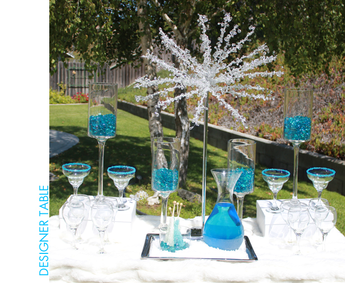 """Mock-tini"" Bar for Teen Parties!"
