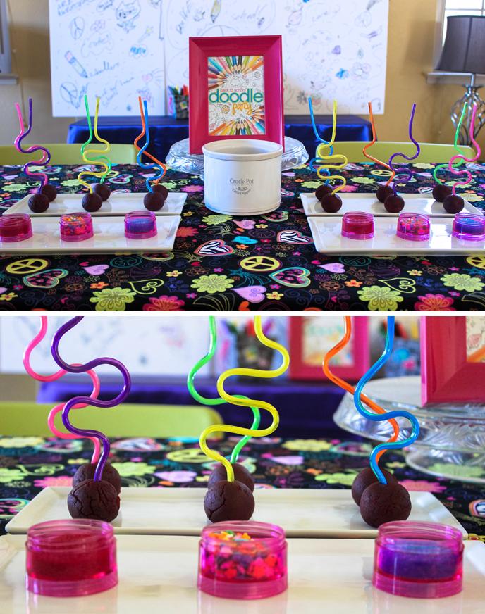 "DIY ""Sprinkles"" Cake Pop Bar!"