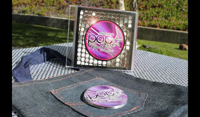poparazzi pop star cds