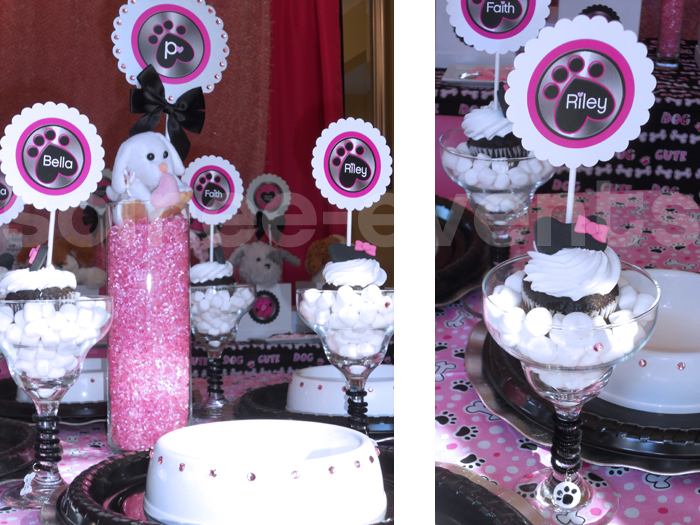 Puppy Love Party Decorations