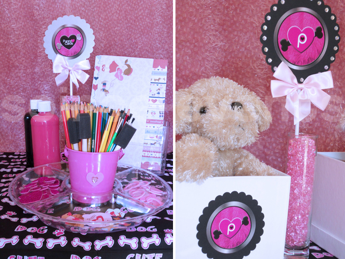 Puppy Love party activity