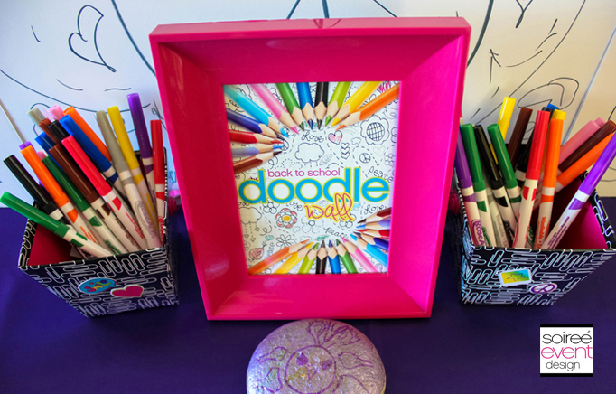 Doodle-wall-activity-printable