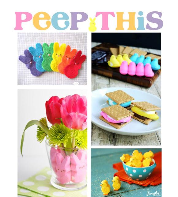Peeps Collage