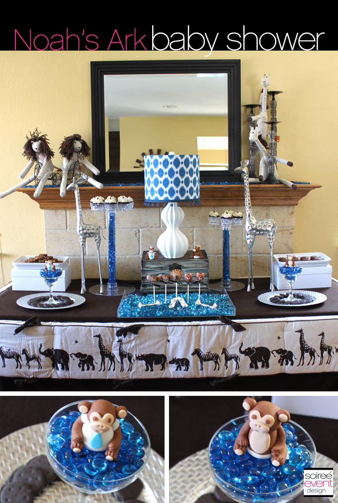 Noah's Ark Baby Shower & Party Design Tips!