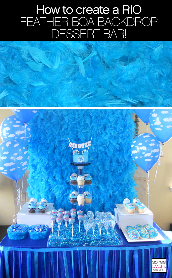 rio-dessert-table-feather-boa-backrop