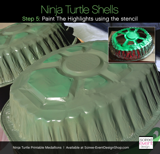 Ninja-turtle-party-shell-highlights