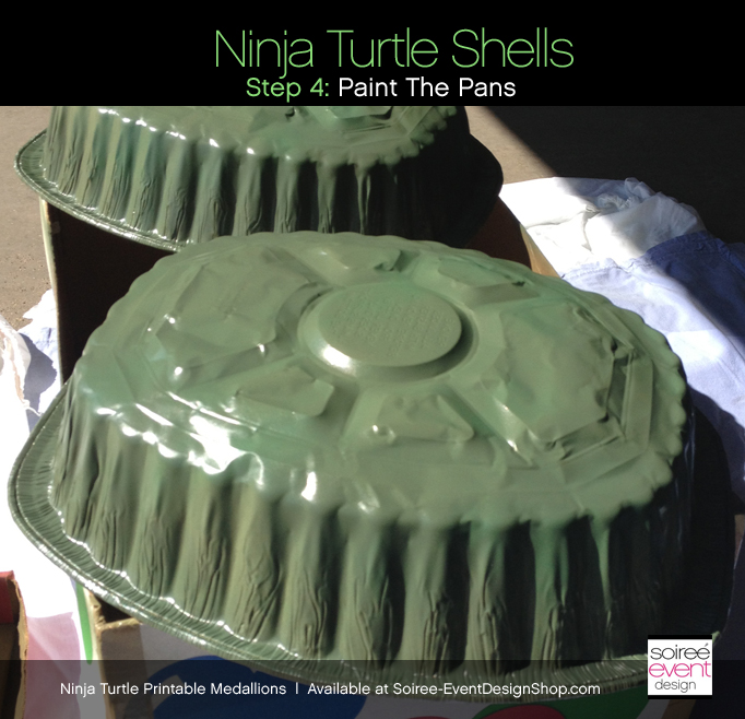 Ninja-turtle-party-shell-paint