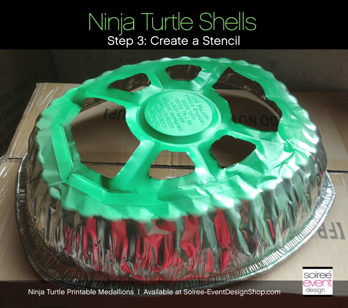 Ninja-turtle-party-shells-stencil