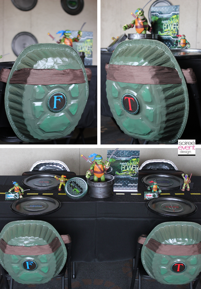 Teenage mutant ninja turtle parties are making a comeback Turtle decorations for home