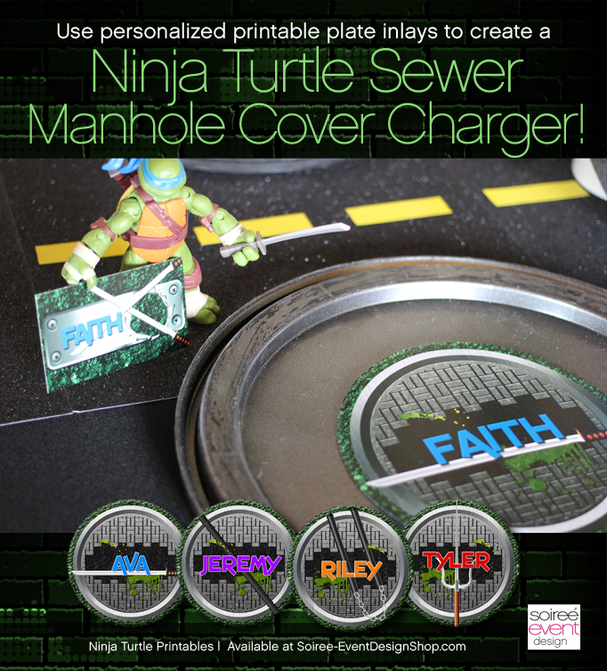 Ninja-turtle-party-sewer-cover-charger