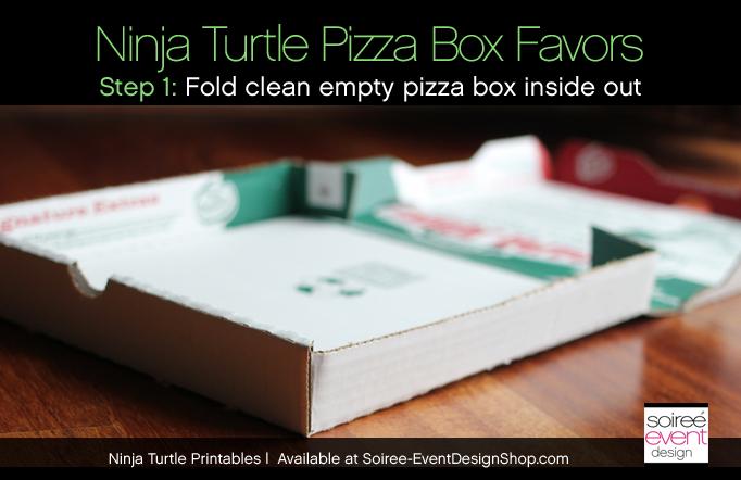 Ninja-turtle-party-pizza-box-fold