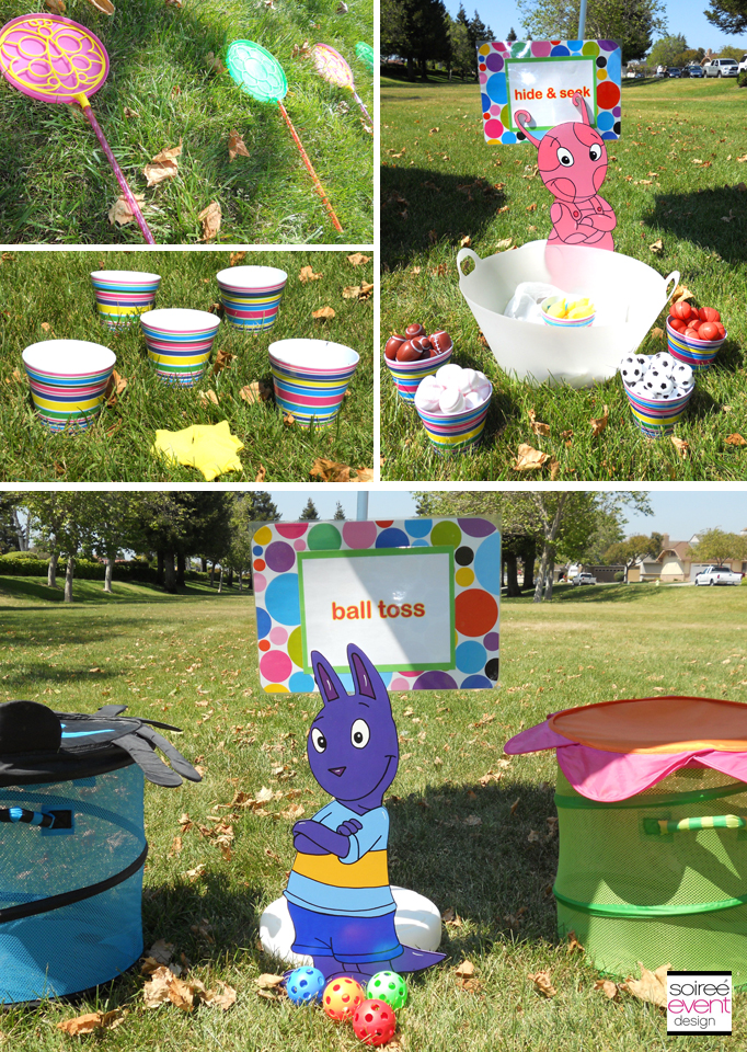 Character Week Backyardigans Party Ideas Games part 2