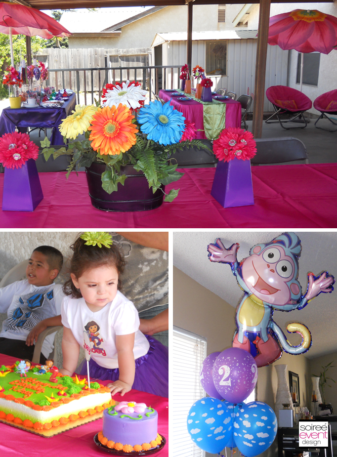 Character Week: Dora The Explorer Party Ideas - Soiree Event Design