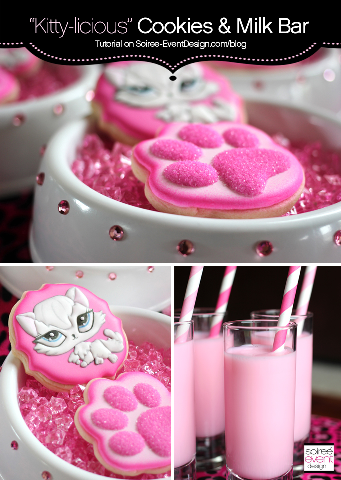 Kitty Cookies & Milk Bar