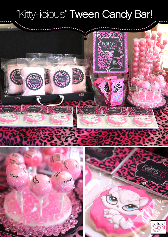 Kitty-party-candy-bar