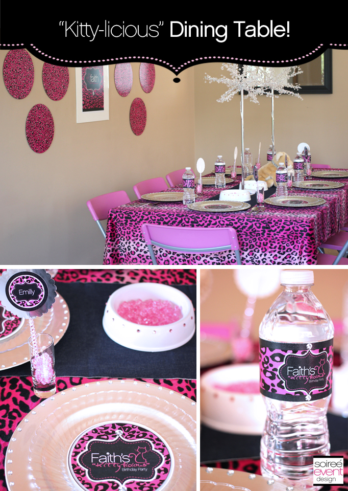 Kitty-party-dining-table