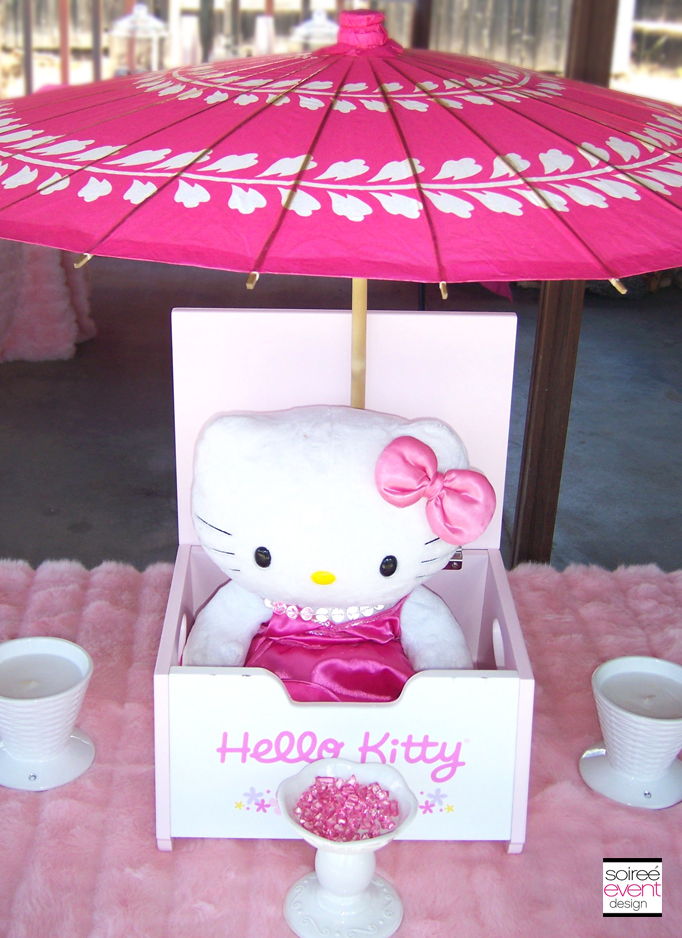 Character Week Hello Kitty Party Ideas Soiree Event Design