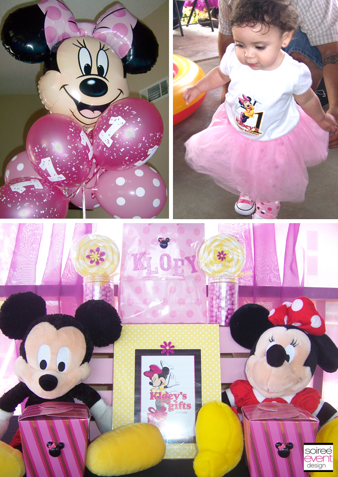 Character Week Minnie Mouse Party Ideas Soiree Event Design