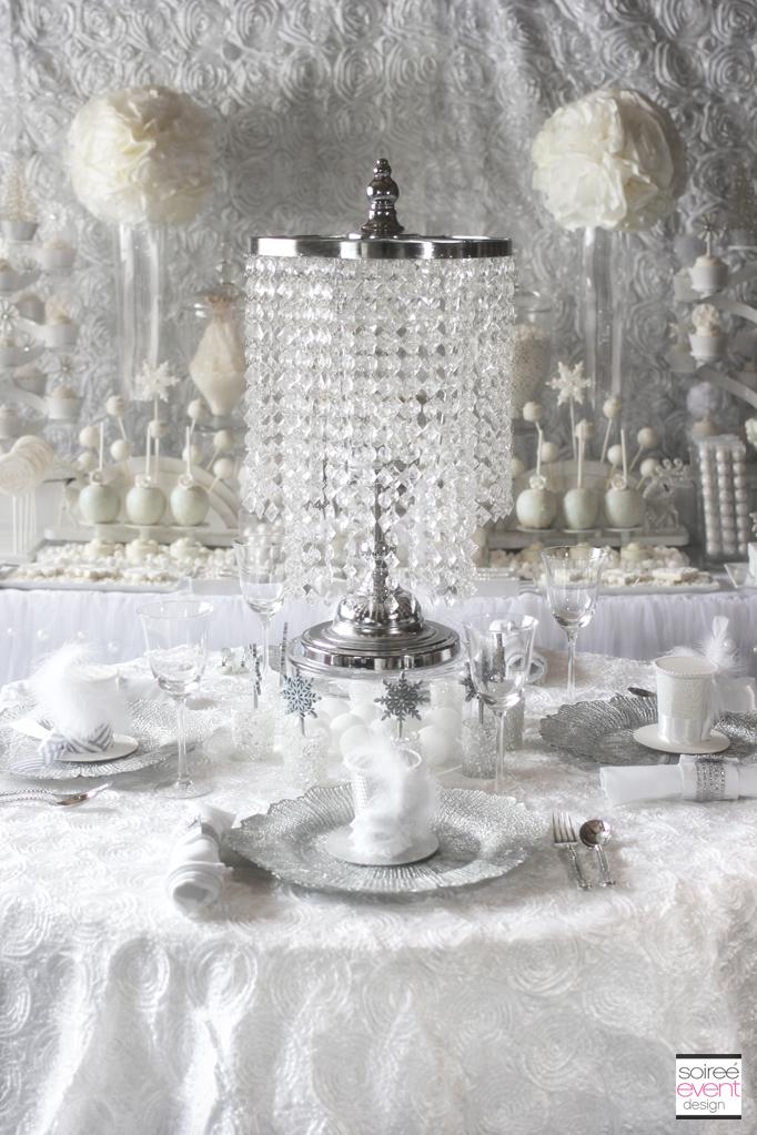 winter-white-bridal-shower-rosette-linen