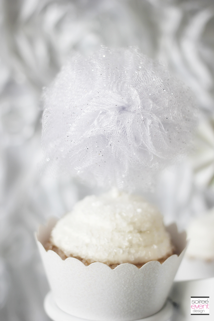 winter-white-bridal-shower-tulle-cupcake-toppers