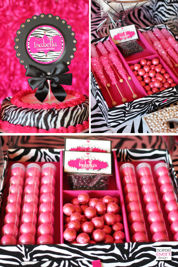 Barbie-candy-table