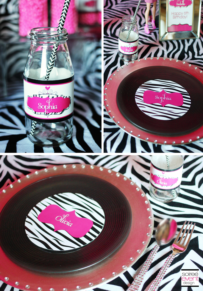 Barbie-custom-plates-milkbottles