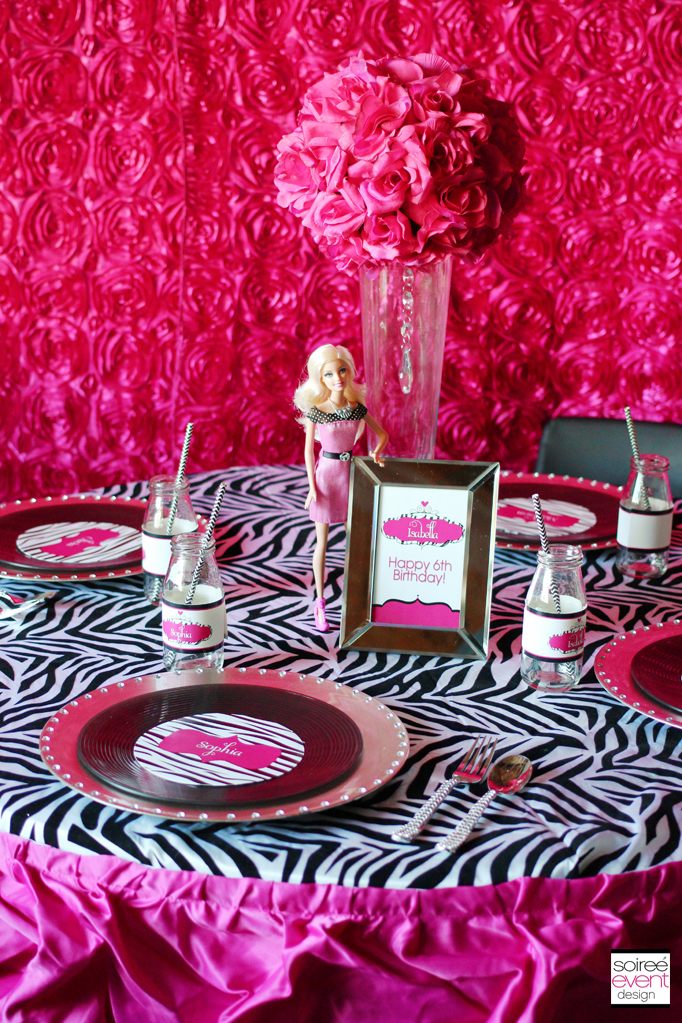 Barbie-party-decorations