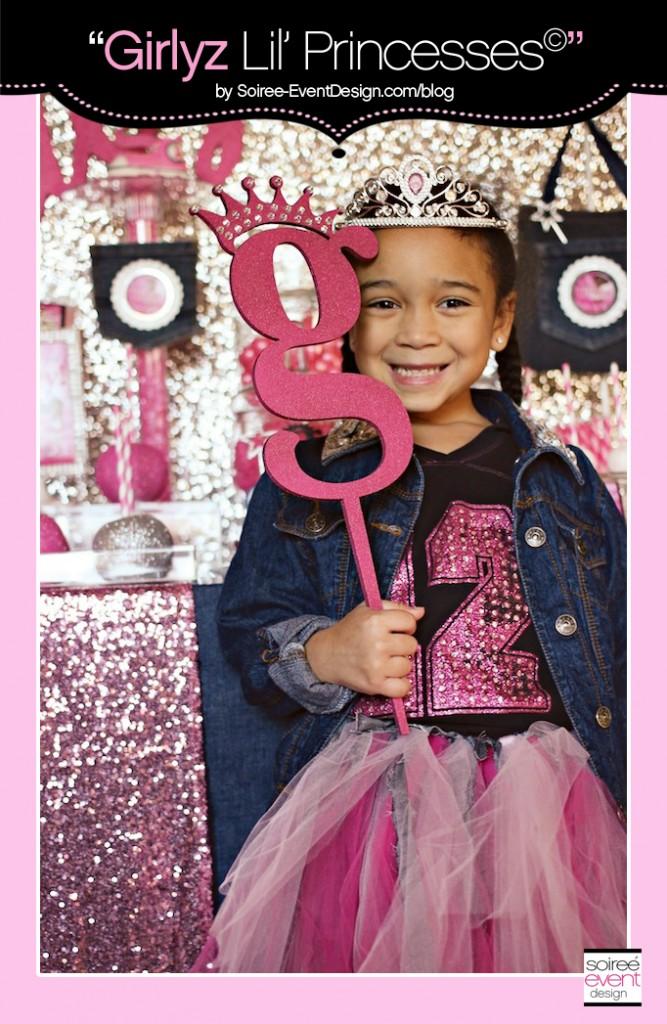 """Girlyz Lil' Princesses"" Princess Party"