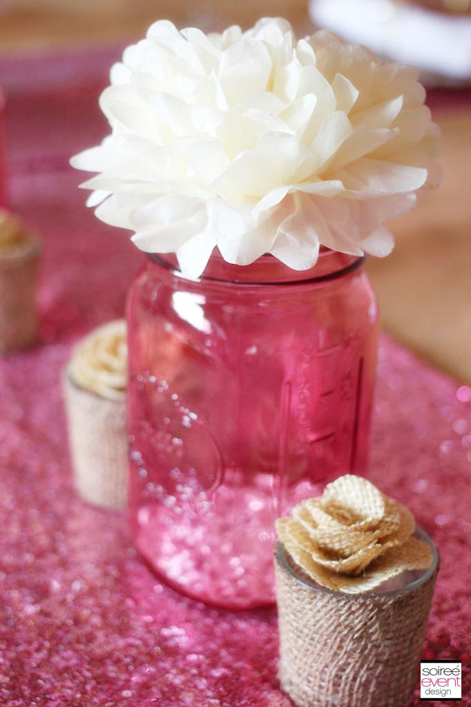 Pink-mason-jars