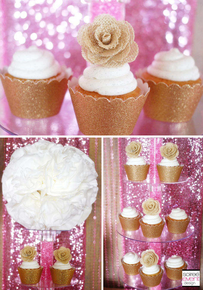 pink-gold-cupcakes