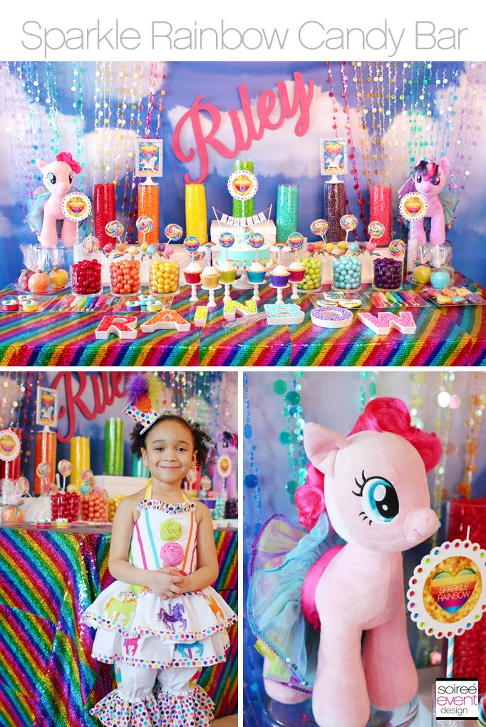 My Little Pony Birthday Craft Ideas