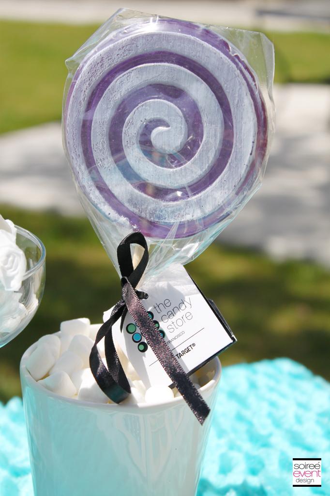 Swirl-lollipops