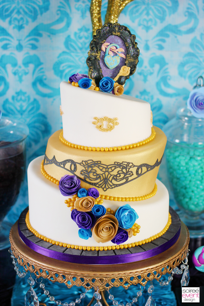 Ever After High Cake Decorations