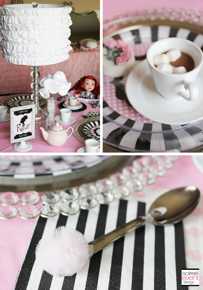 tulle-spoons