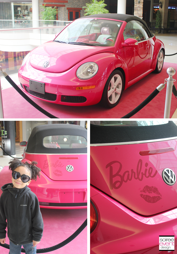 Barbie-Dreamhouse-Car
