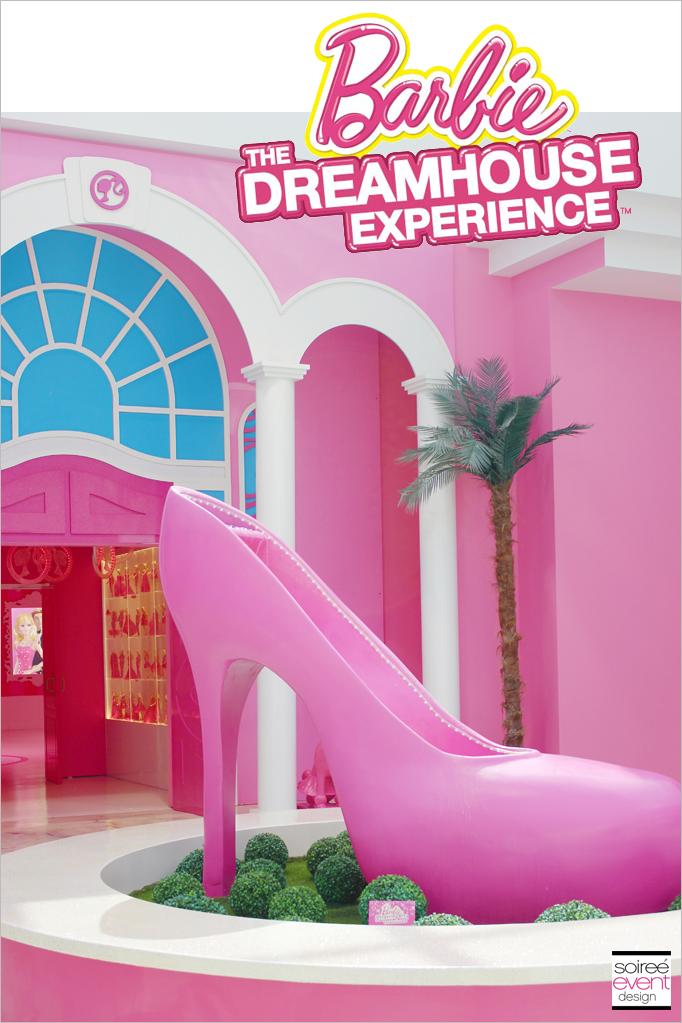 The Barbie Dreamhouse Experience™ Tour