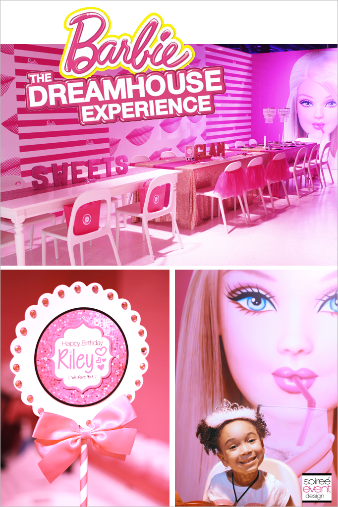 Trend Alert: The Barbie Dreamhouse Experience™ Birthday Party