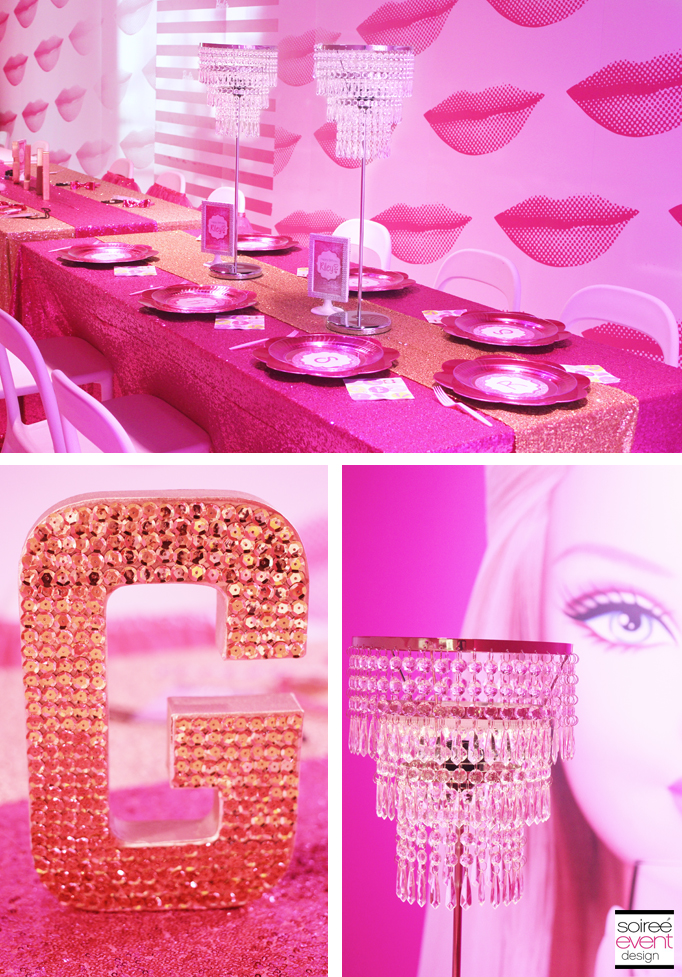 Barbie-Dreamhouse-Party-Table