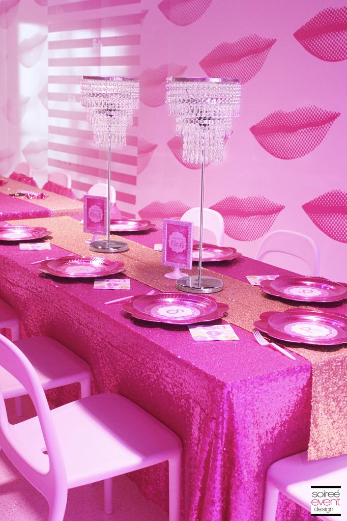 Trend Alert The Barbie Dreamhouse Experience Birthday