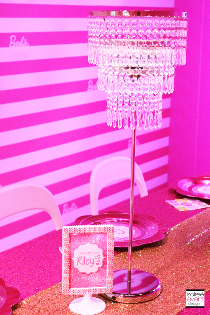 Barbie-chandelier-centerpiece