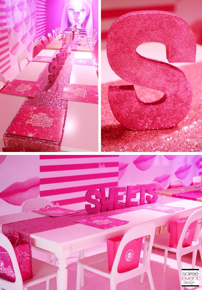 Barbie-glitter-letters