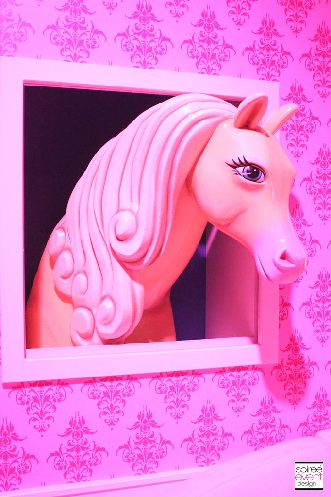 Barbie-horse