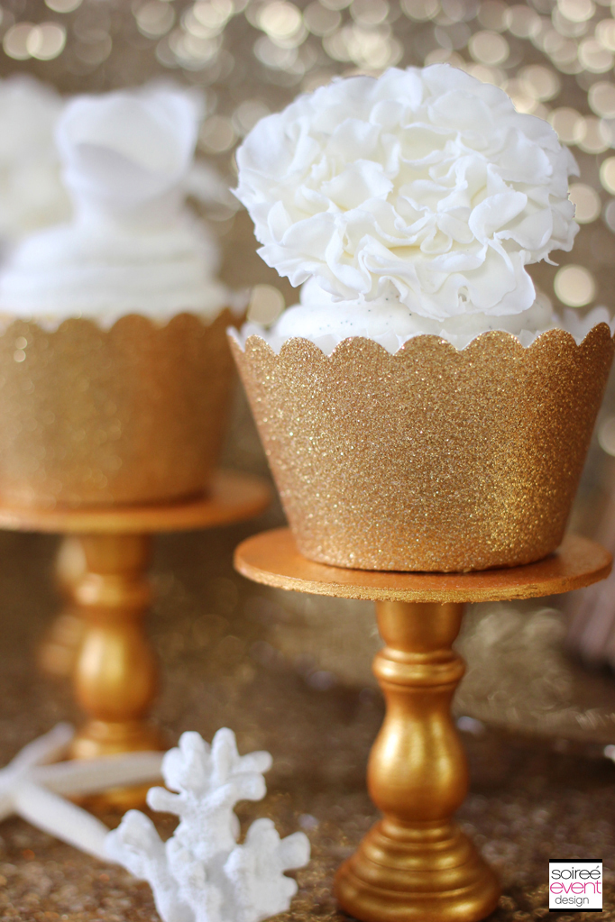 gold-cupcake-stand