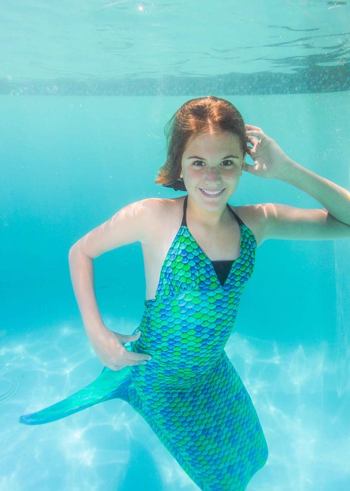 Trend Alert Fin Fun Mermaid Tails Giveaway Soiree